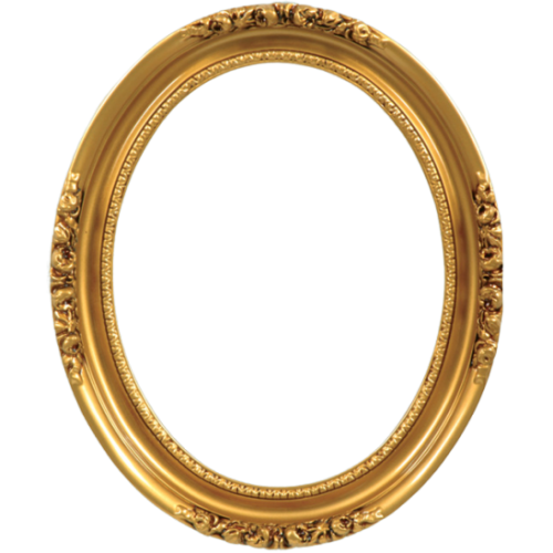 Antique Gold 20x24 Oval Frame