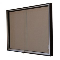 "Bulletin Board Display Box - 36"" x 48""-Specialty Boxes-Custom Framing Designs"