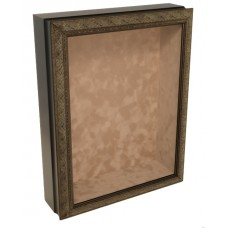 "Ornate 3.5"" Deep Shadow Box Frame - Deep Shadow Box - Custom Framing Designs, USA"