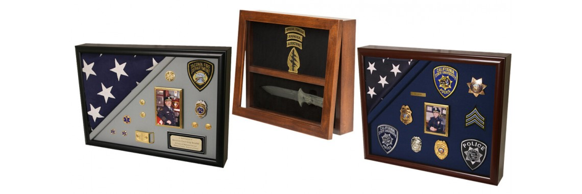 Commemorative Boxes and Yarborough Knife Box