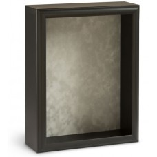 Shadow Box Frame - Black Shadow Box - Custom Framing Designs, USA