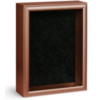 Shadow Box Frame - Bronze Shadow Box - Custom Framing Designs, USA