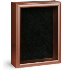 Shadow Box Frame - Bronze Shadow Box - Custom Framing Designs, USA