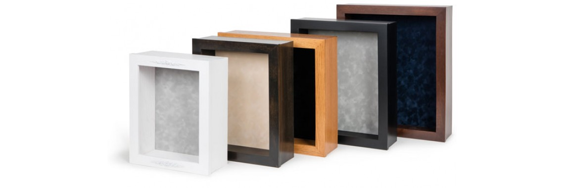 Deep Shadow Boxes - Contemporary Style 37