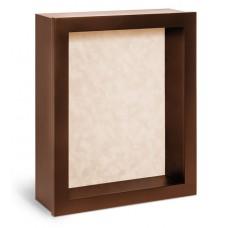Shadow Box Frame - Bronze Shadow Box - Contemporary Deep Shadow Box - Custom Framing Designs, USA